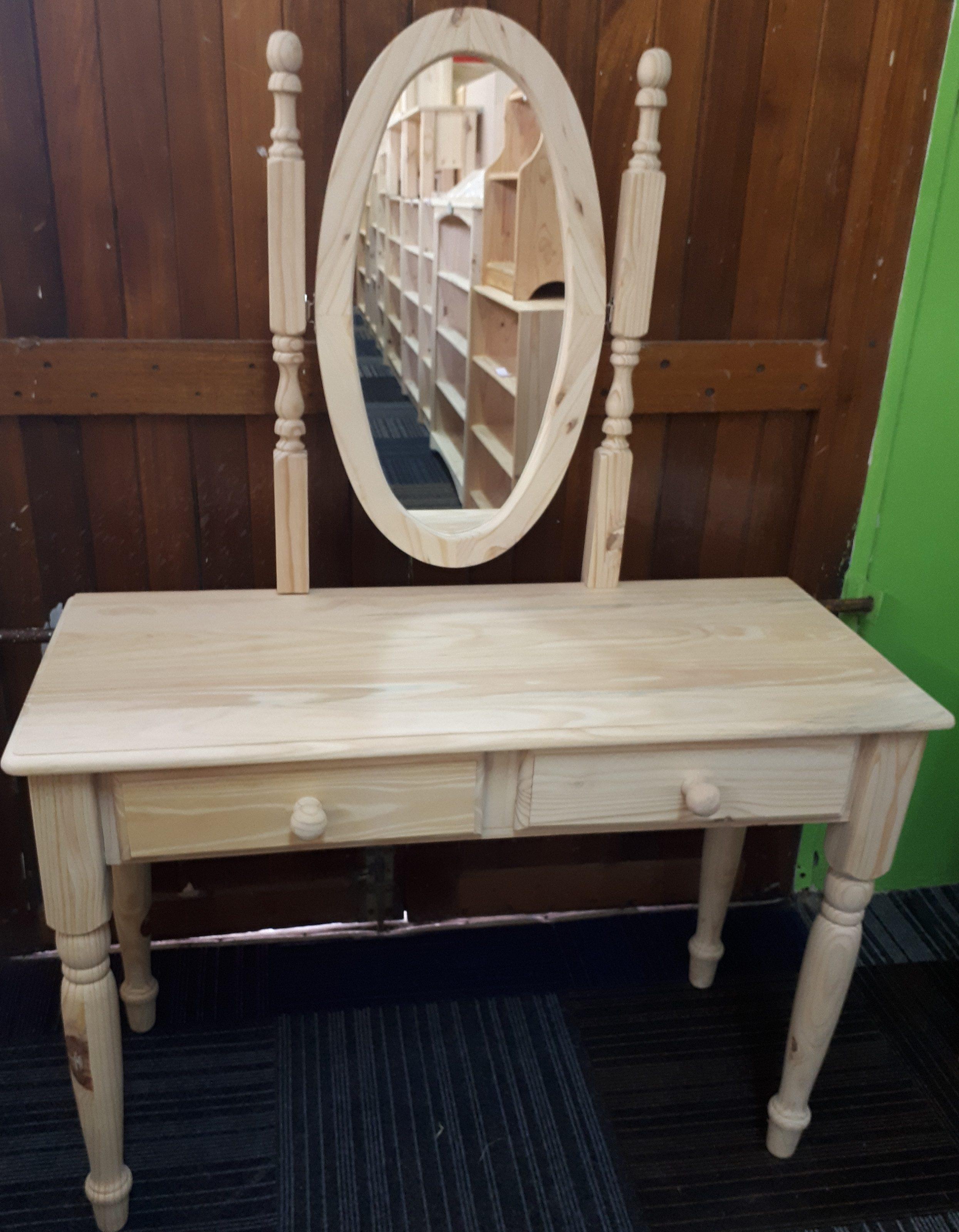 Cottage 2 Drawer Dresser