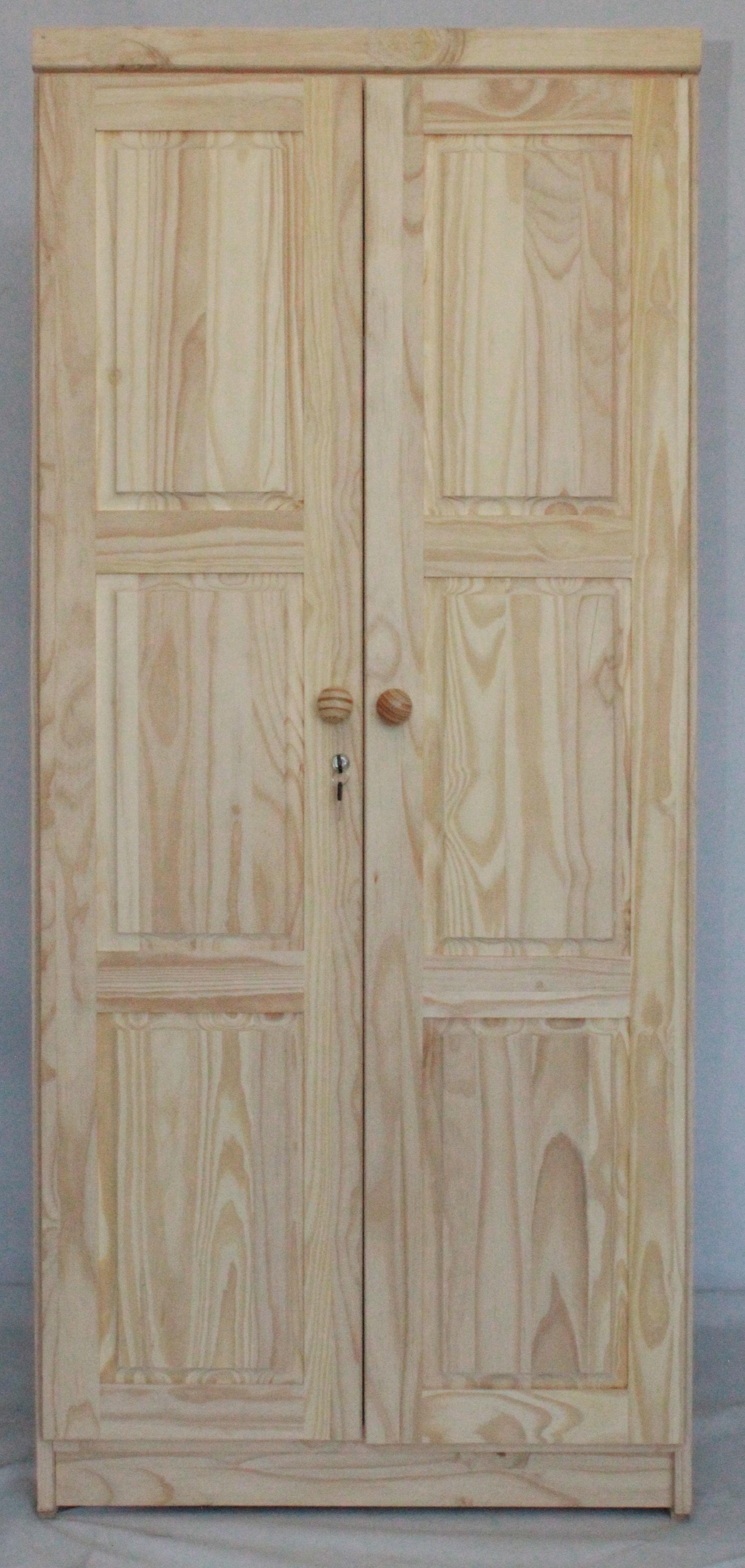 2 Door Hanging & Shelves