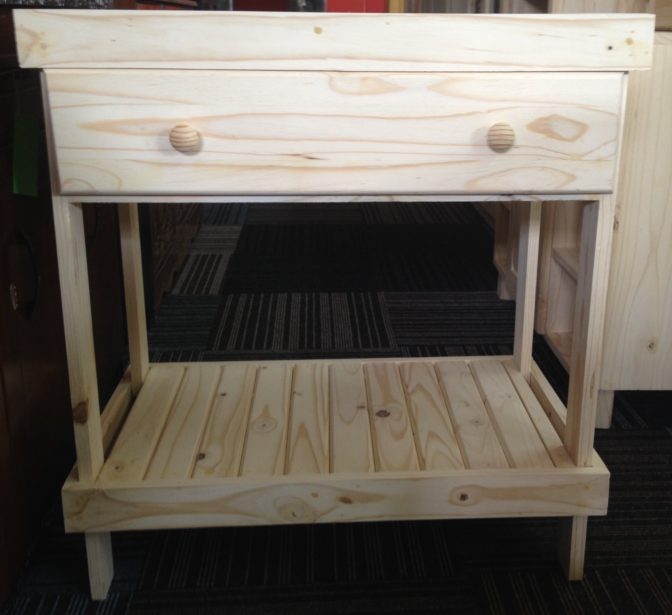 Entrance Table with Drawer