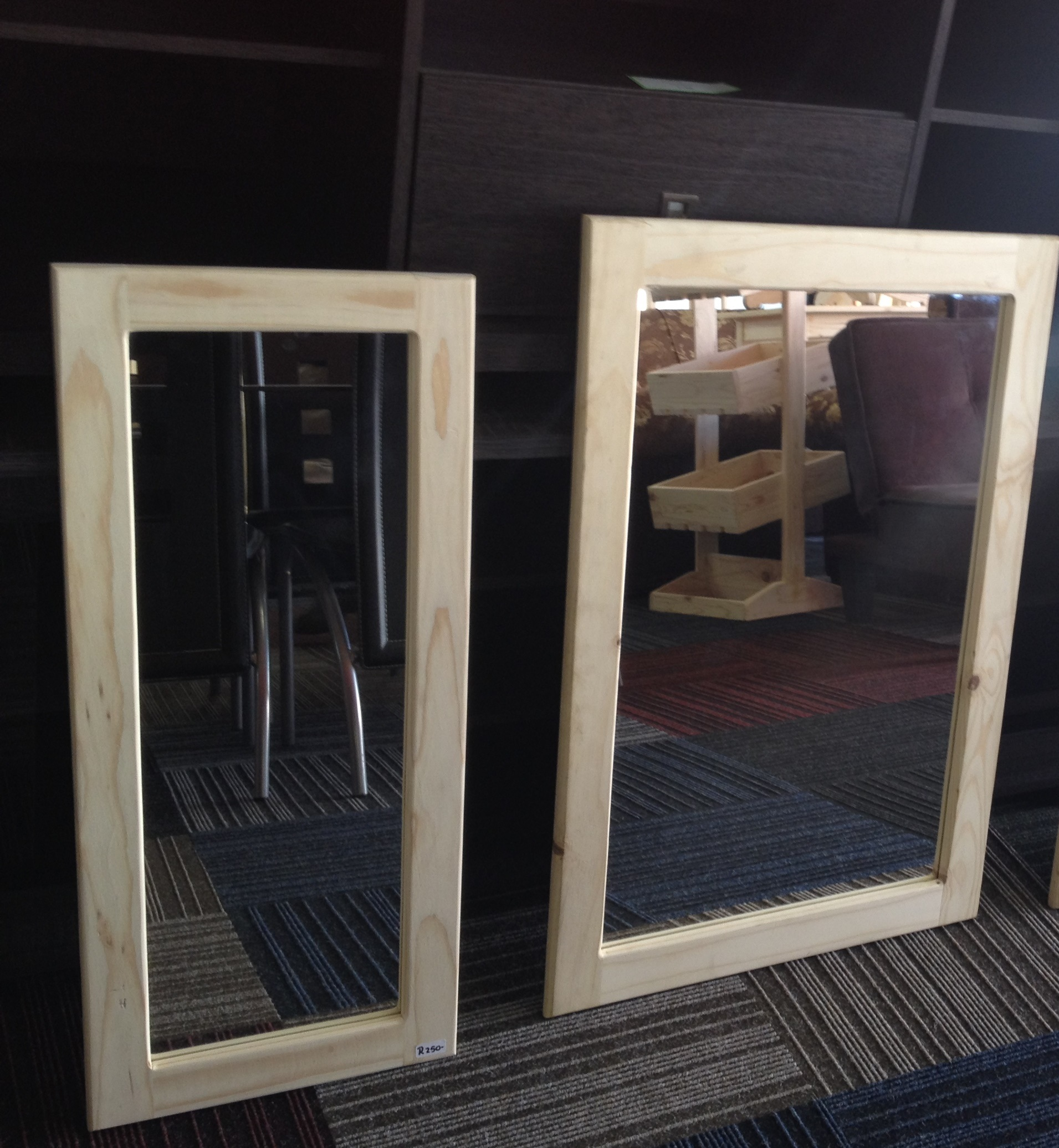 Framed Mirrors 900×400