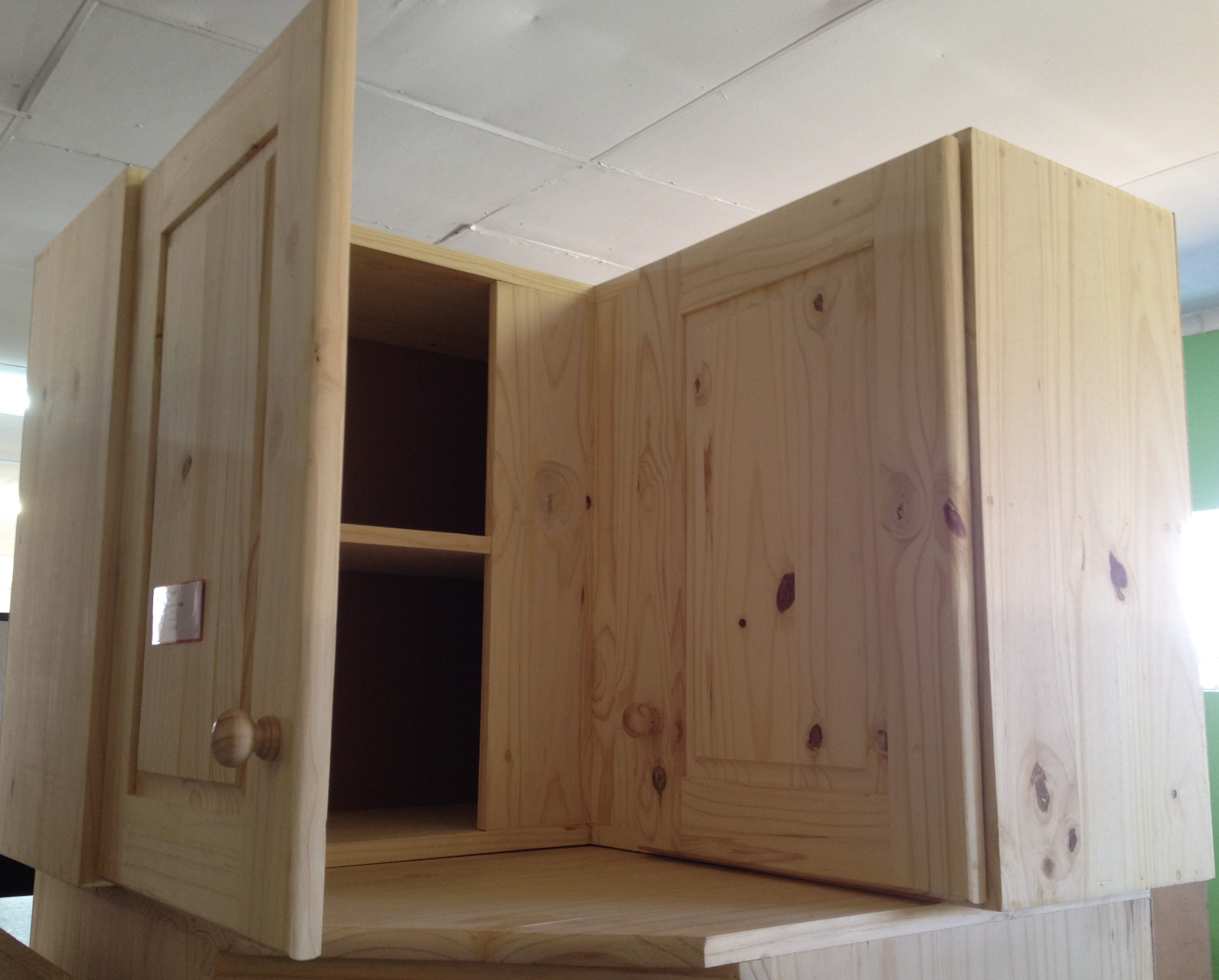 C-Corner Wall Mount Unit