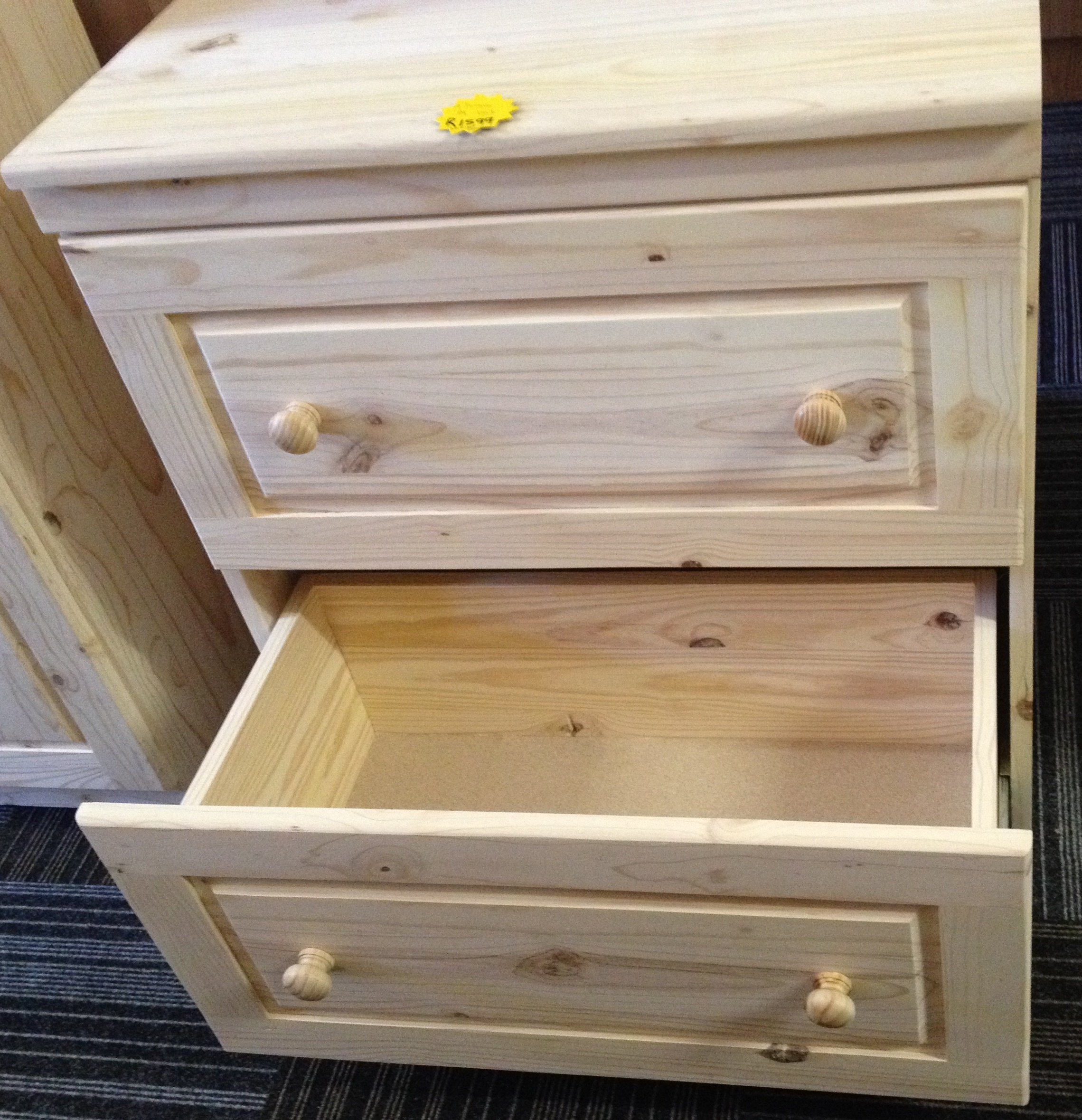 2 Drawer Pot Unit