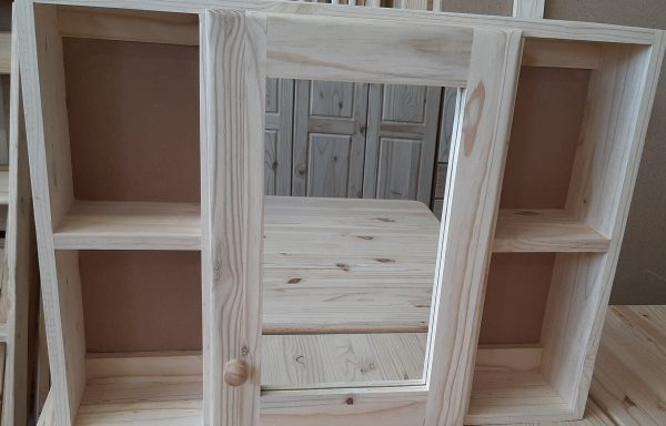 800mm Bathroom Wall Unit