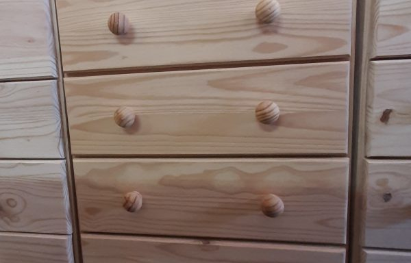 600mm Wide Chest of Drawers GM6