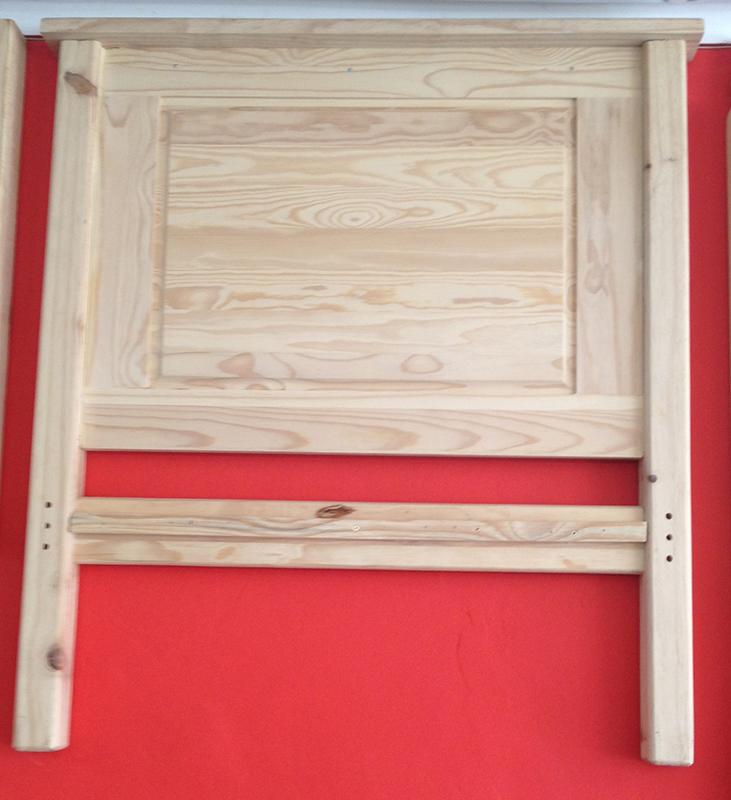 Panel Headboard