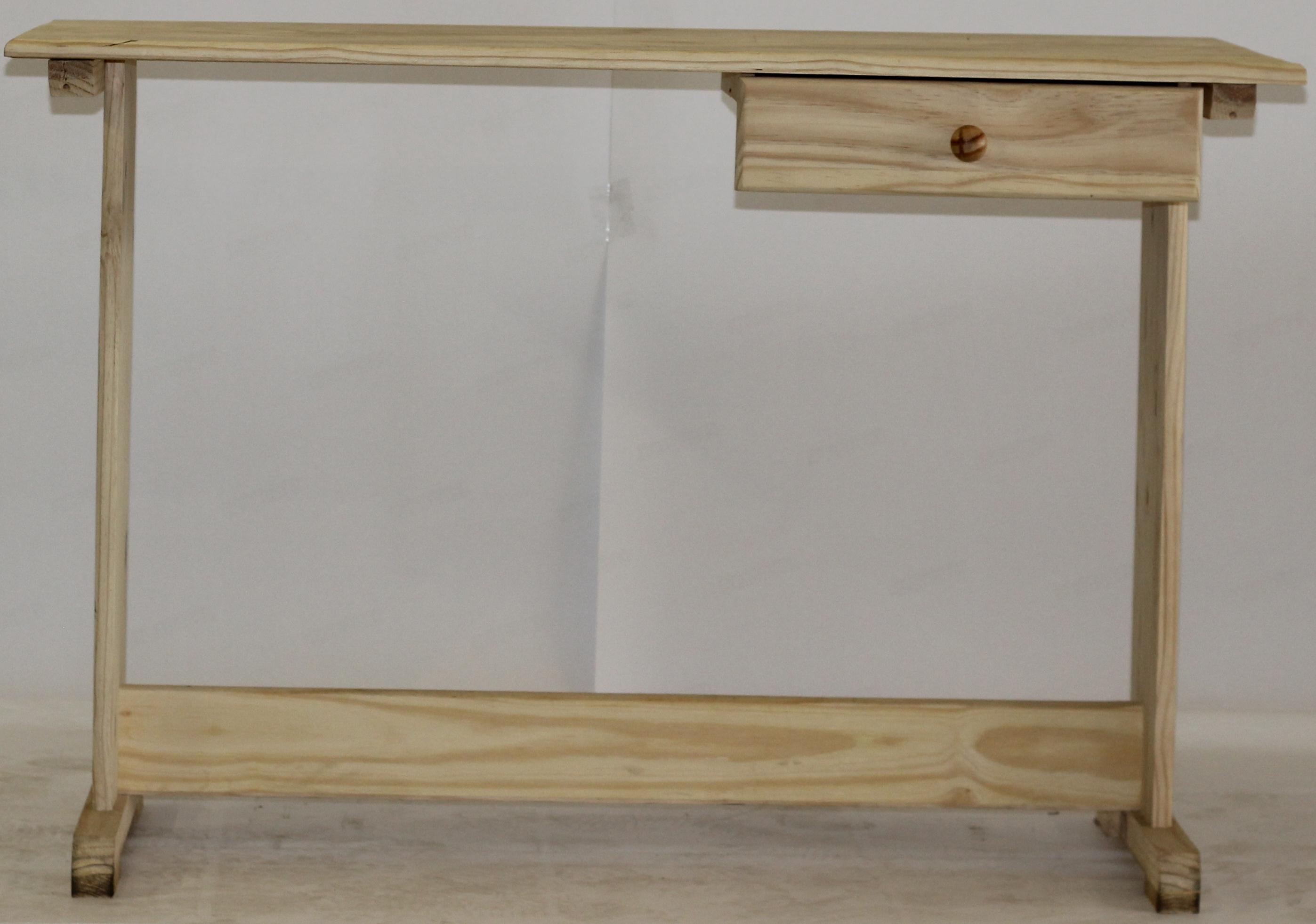 1 Drawer Desk 1200×600