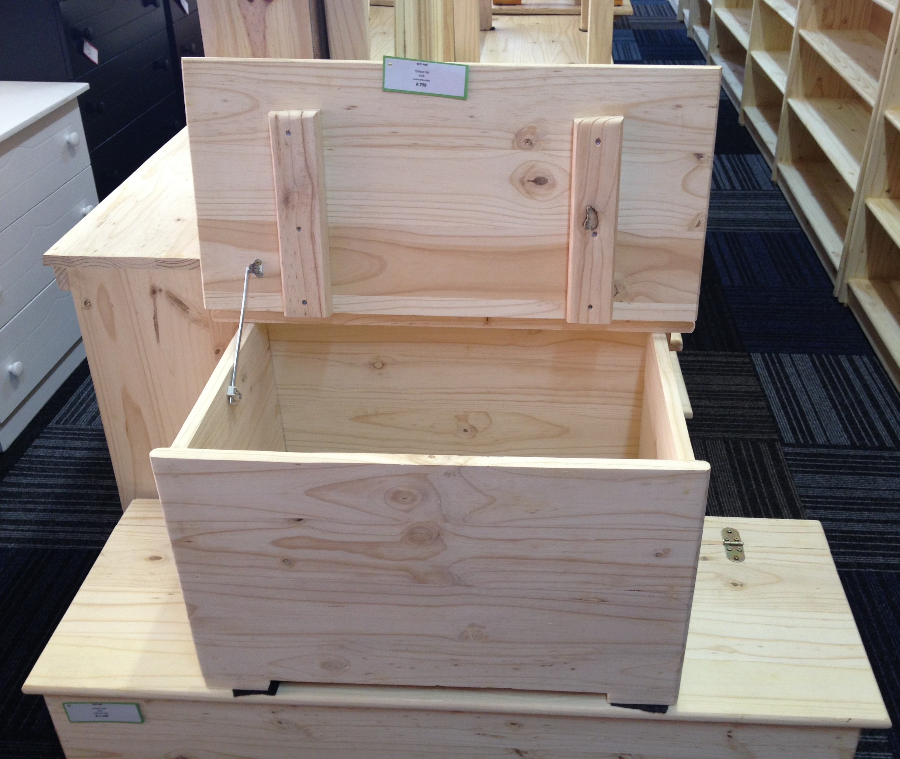 Toyboxes  700mm