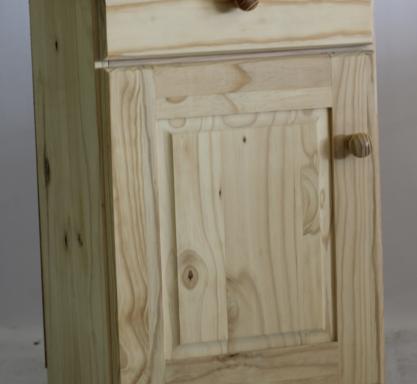 Solid Door Pedestal 700 High