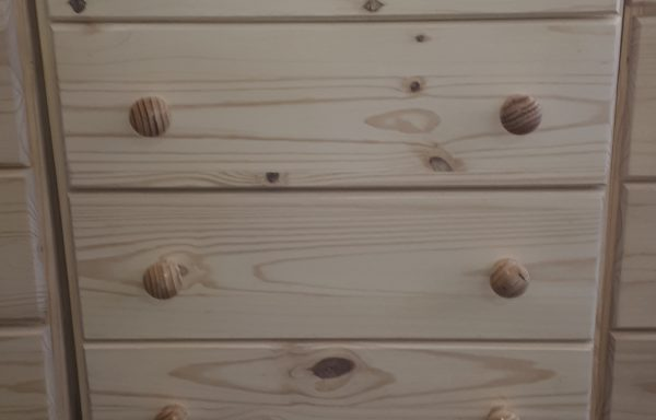 600mm Wide Chest of Drawers GM5