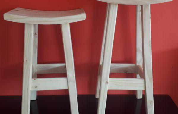 Curved Bar Chair